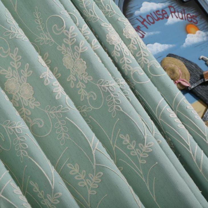 шторы и тюль на кухню
