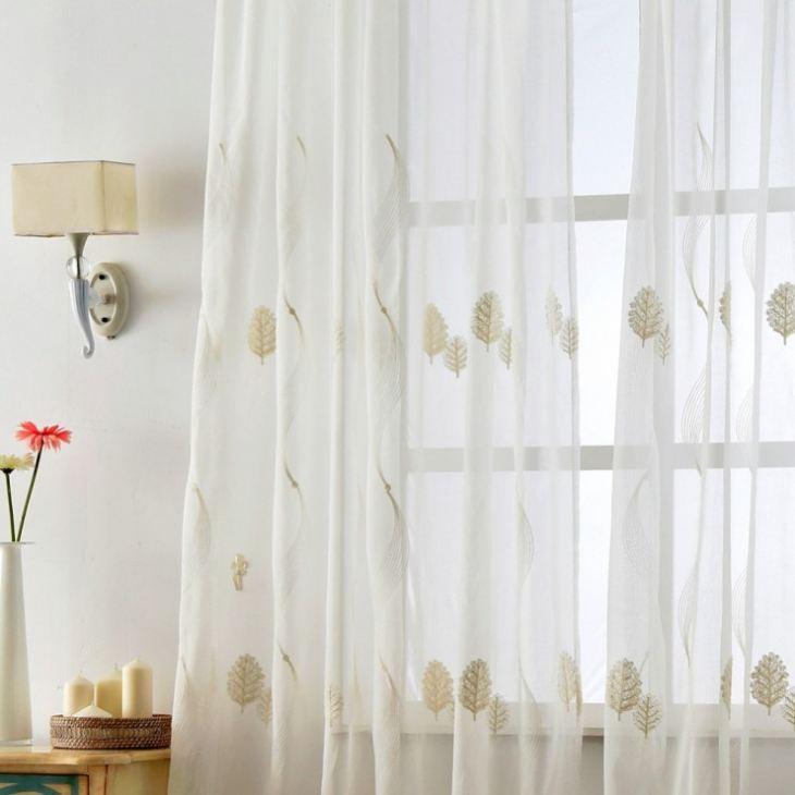 кухонные шторы для маленькой кухни