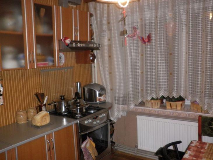 тюль на кухню фото короткие