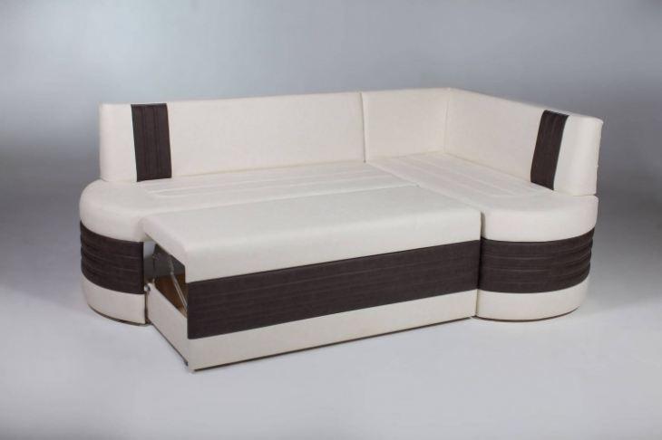 Кухонный угловой диван фото