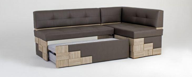Кухонные угловые диванчики