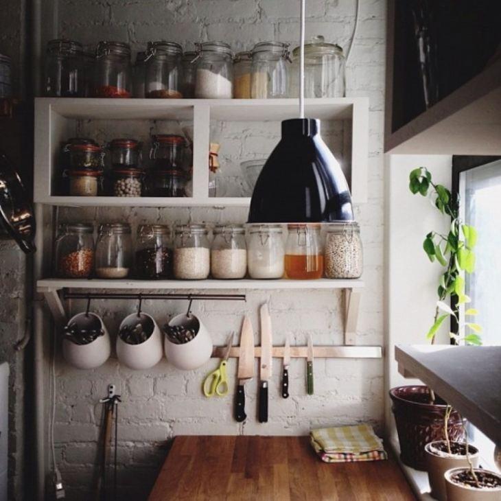 Мелочи для дизайна кухни своими руками
