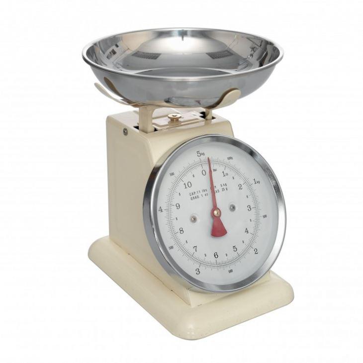 весы кухонные механические с чашей