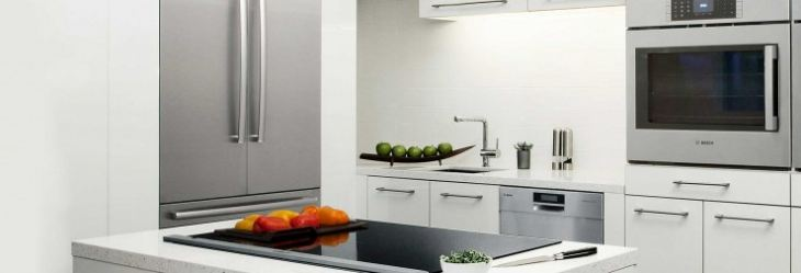 кухни с духовым шкафом вверху