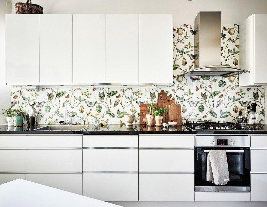 кухни в скандинавском стиле фото