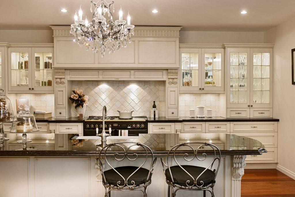кухни на заказ фото