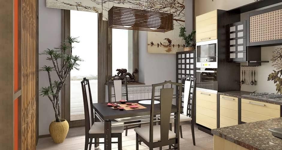 Кухня минимализм дизайн