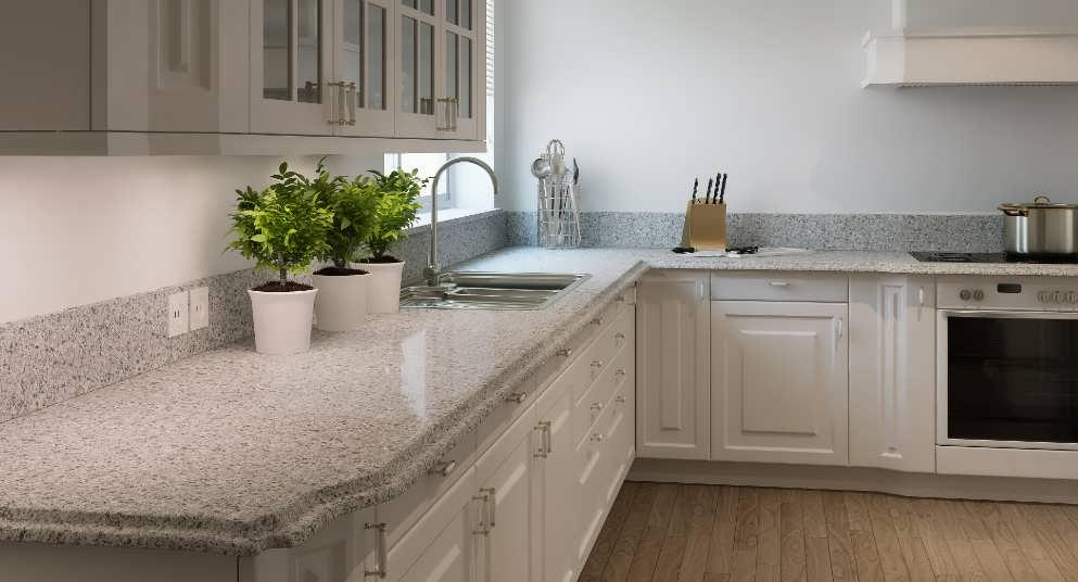столешница для кухни из керамогранита своими руками