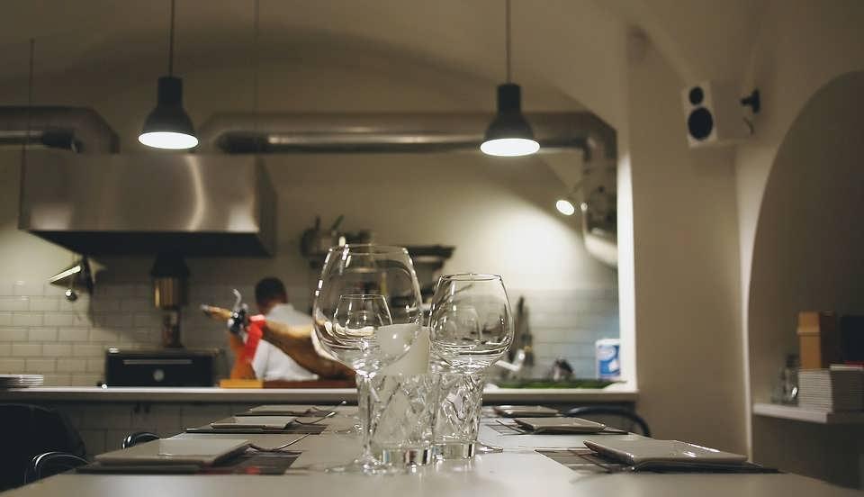 Плафон на кухню