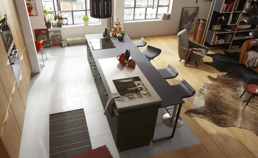 леруа мерлен модульные кухни