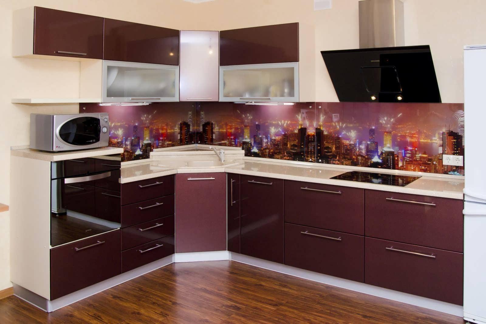 Модели кухонных гарнитуров