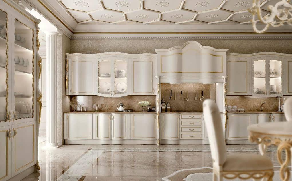 Чем отмыть кухонный гарнитур