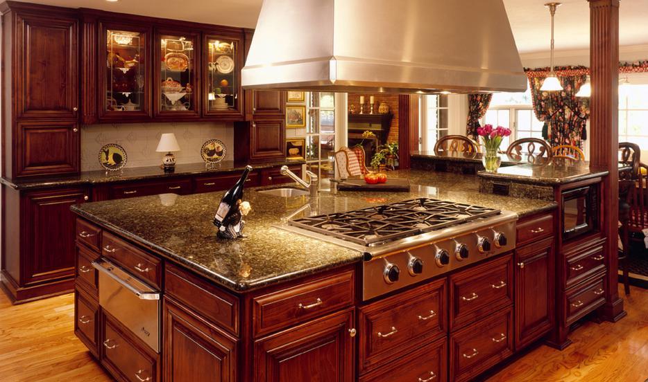 Чем отмыть жир на кухне