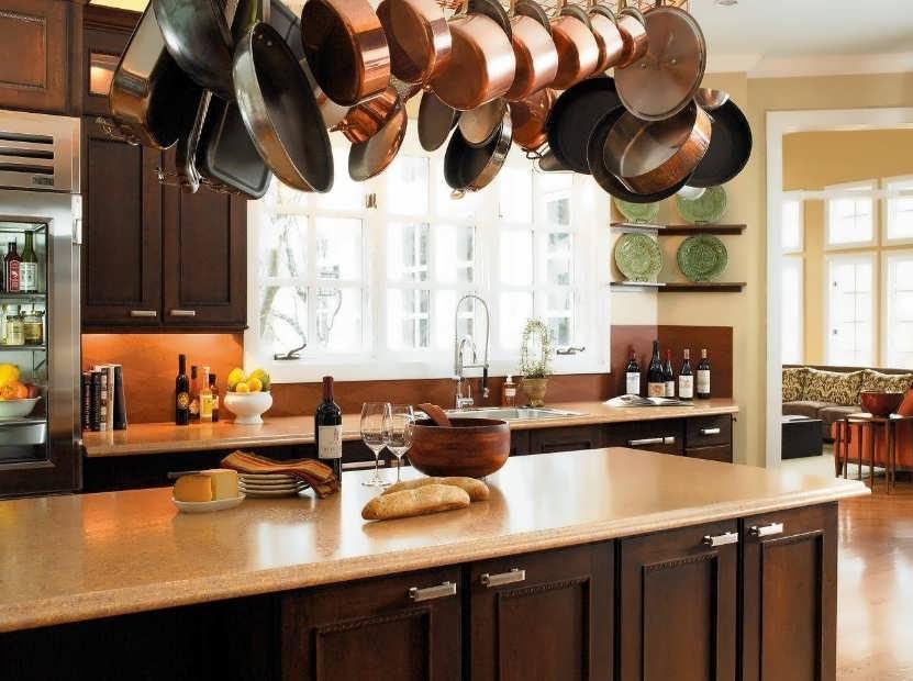 Как отмыть кухню от жира на шкафах