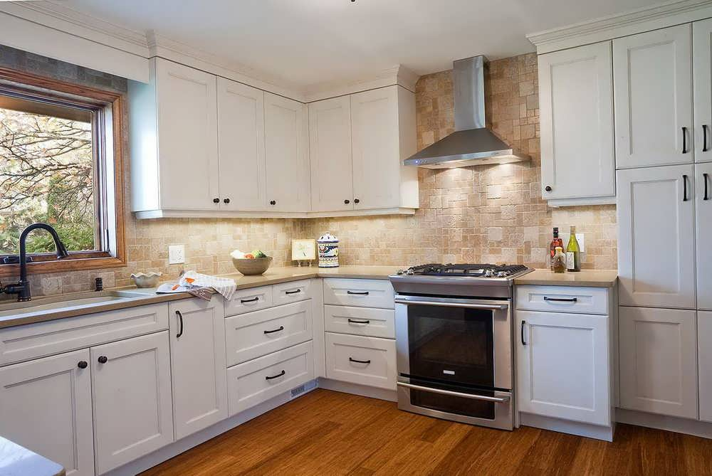 Размер кухонного гарнитура