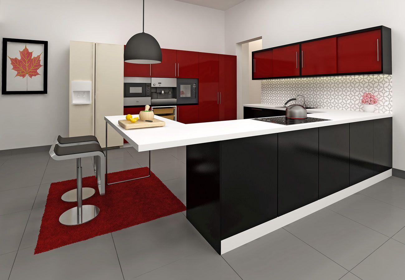 Высота столешницы на кухне от пола стандарт