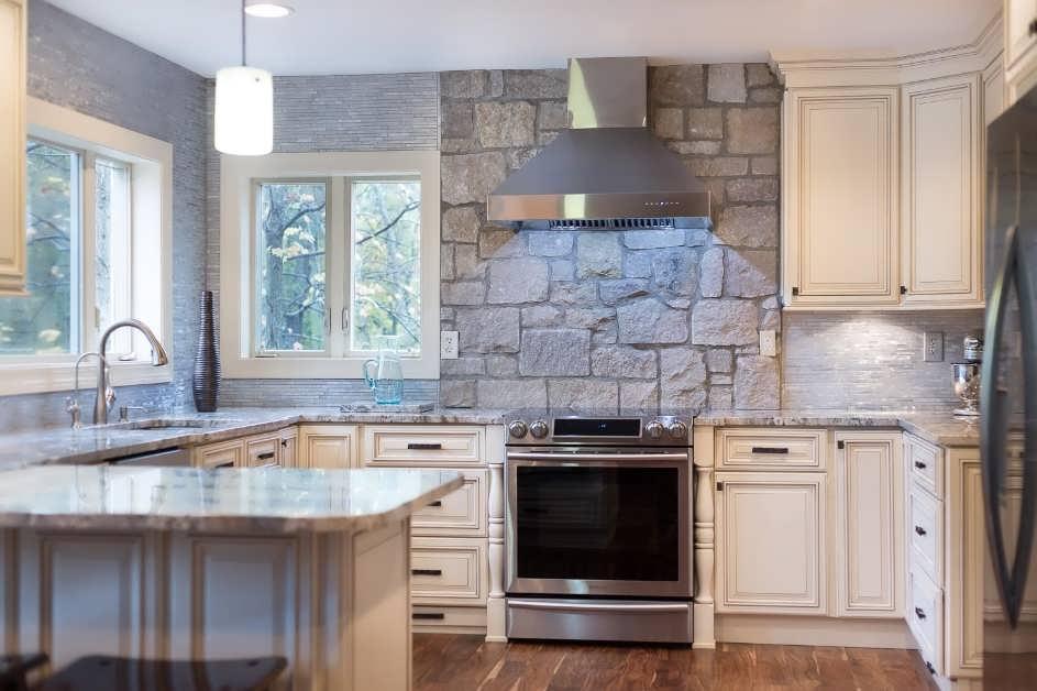 Стандартная высота кухонного гарнитура