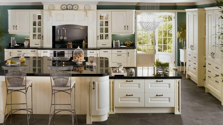Высота кухни