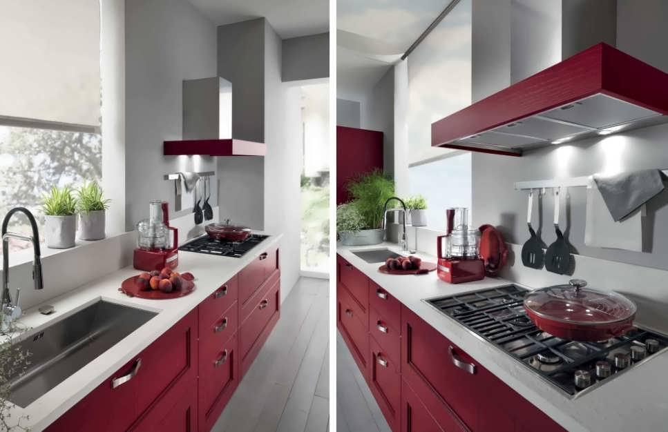 Кухонный гарнитур размеры
