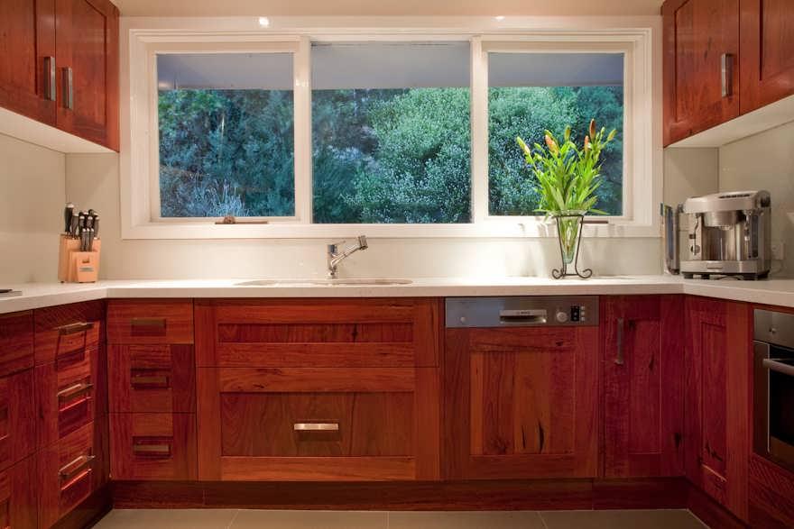 Стандартные размеры кухонного гарнитура