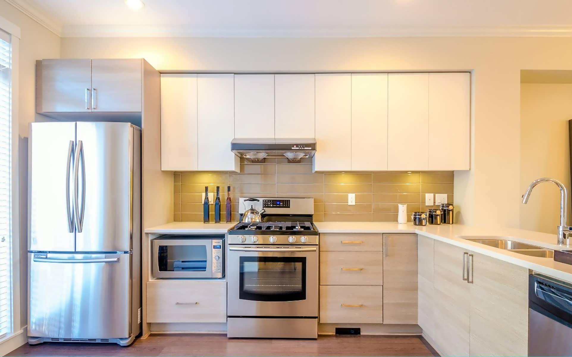 Обустройство маленькой кухни 5 кв м