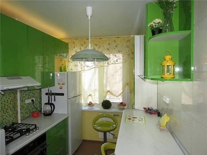 Дизайн маленьких кухонь 5 кв м