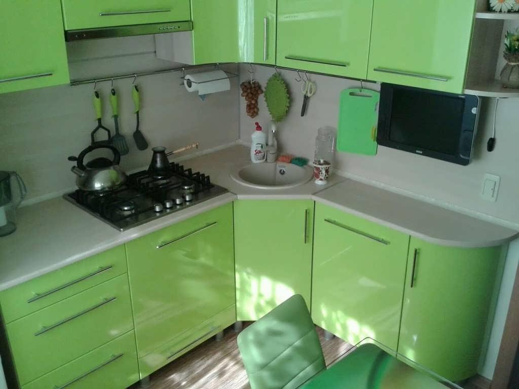 Кухня 5 кв метров дизайн