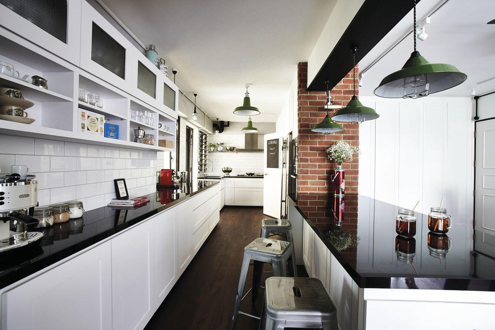 кухни модули фото