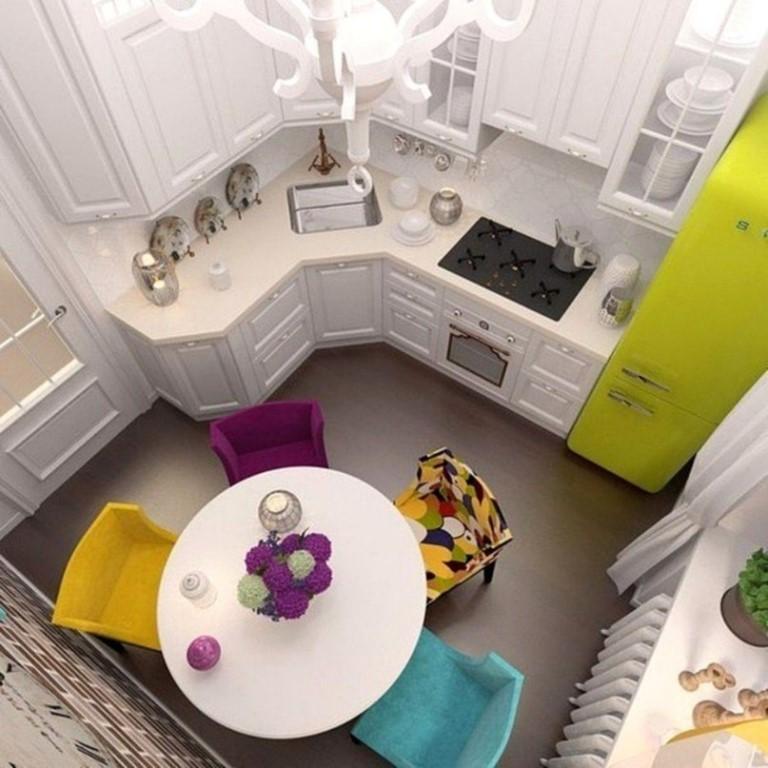Кухня 5 кв м