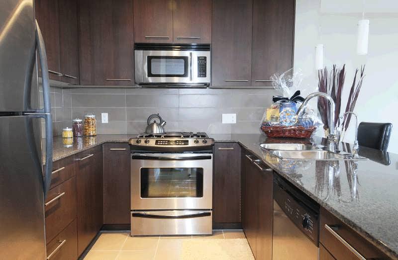 Кухня 5 кв метров дизайн фото