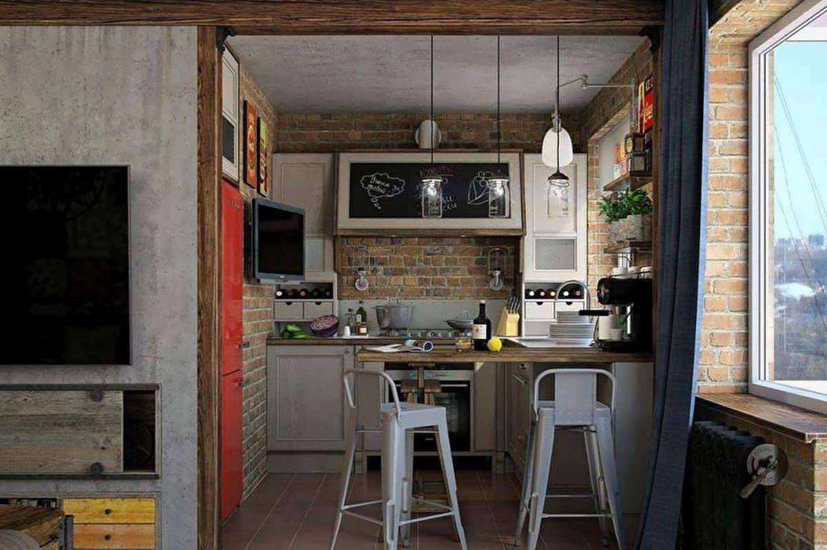 Кухня 5 метров
