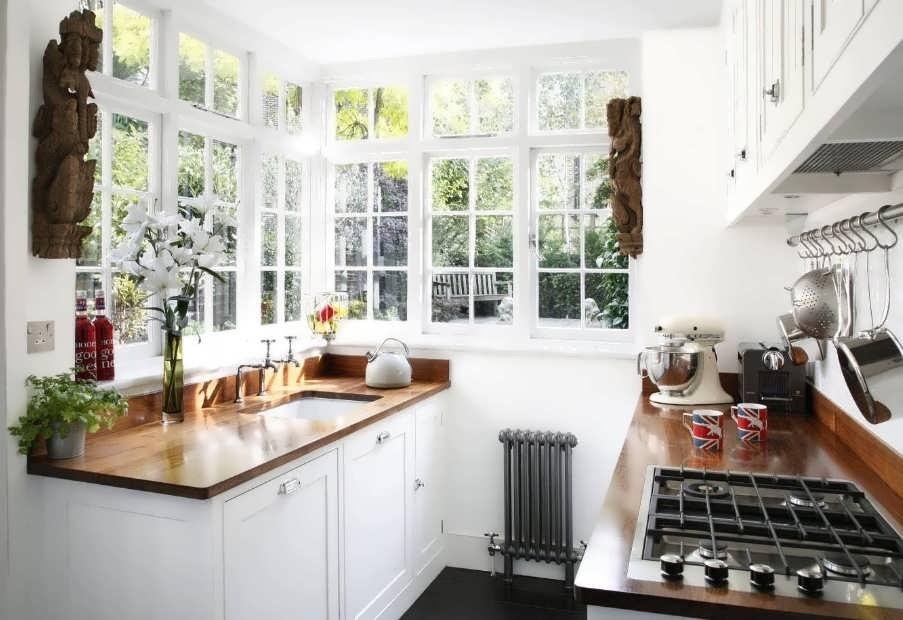 Кухня 5 кв метров