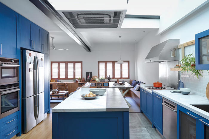 что такое кухонные модули