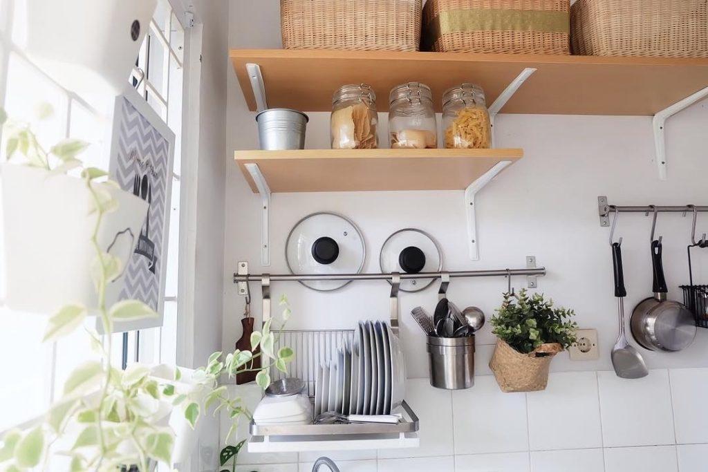 как украсить кухню на новый год 2020