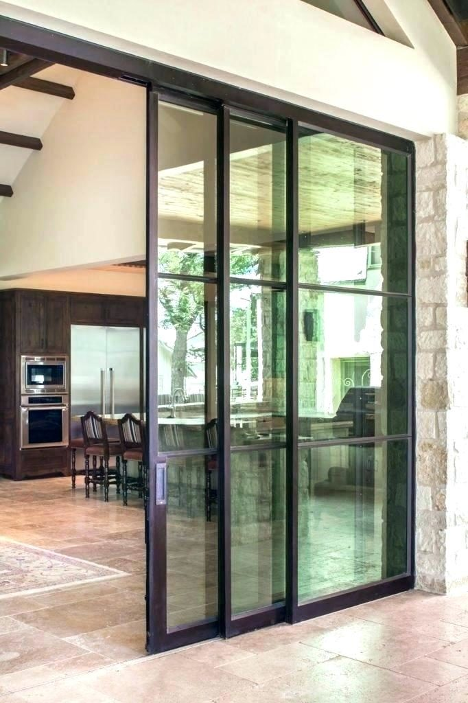дверь на кухню складная
