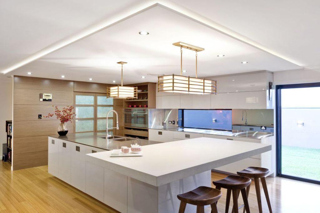 кухни в японском стиле фото