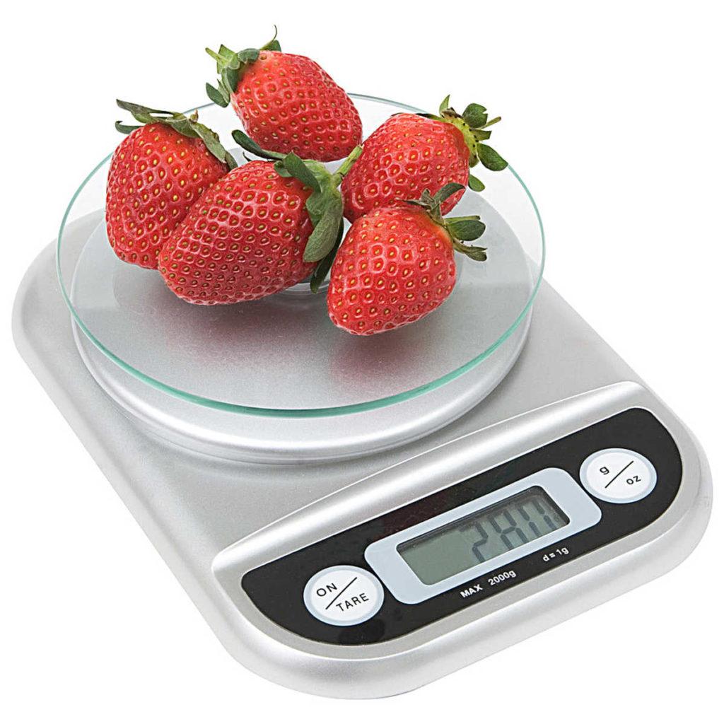 весы для еды электронные