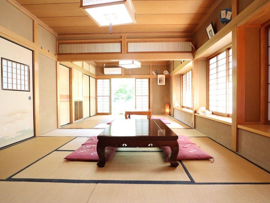 оформление интерьера в японском стиле