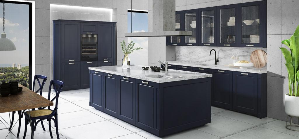 кухня в классическом стиле фото интерьер
