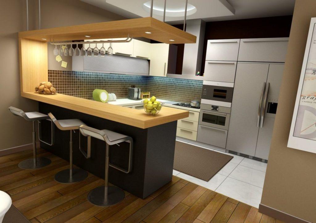 деревянные кухонные столы