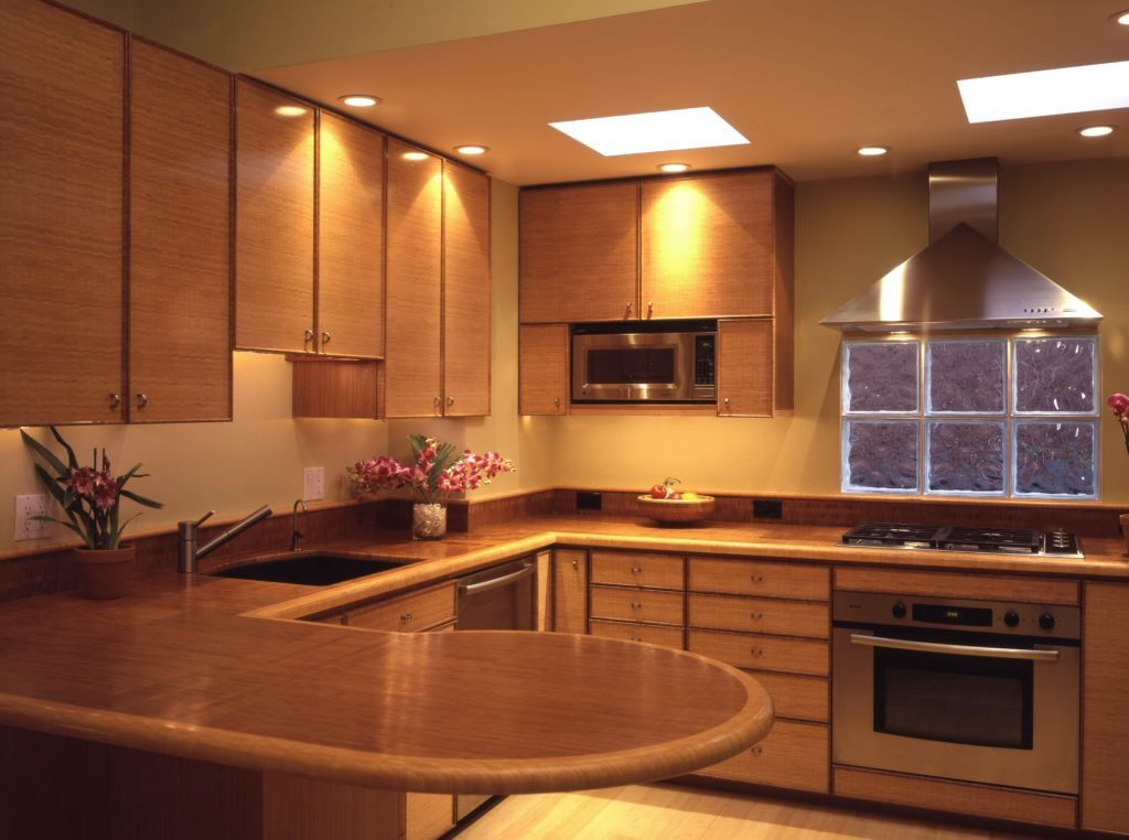 дизайн кухни в японском стиле