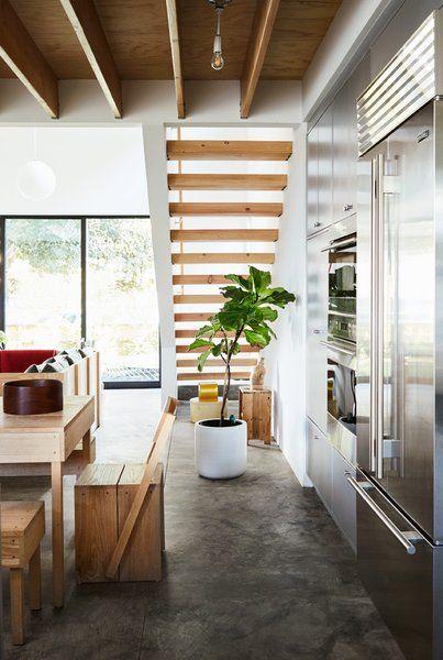 кухонный гарнитур в японском стиле