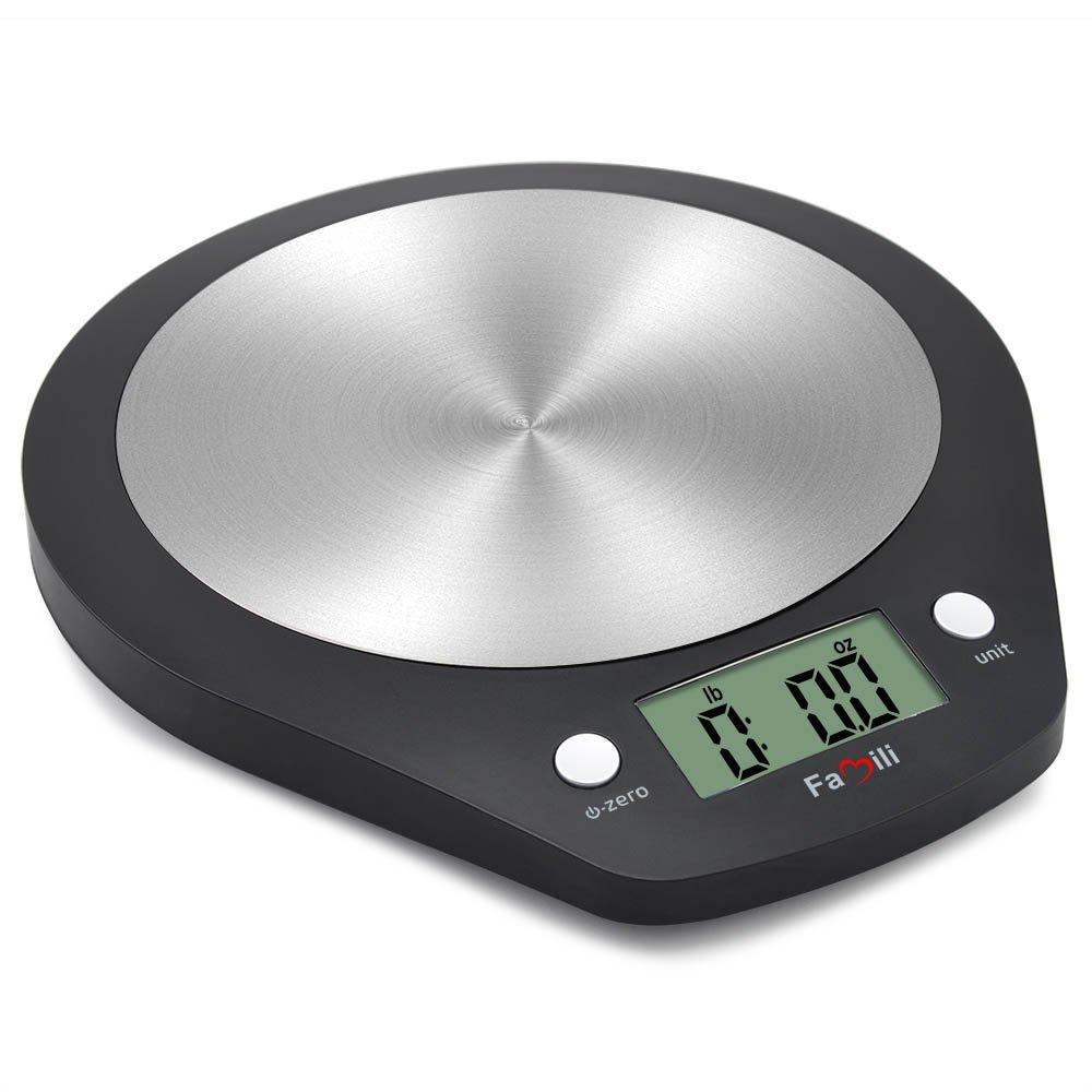 весы для кухни электронные