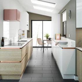 Какие есть особенности дизайна прямоугольной кухни? 130 лучших фото примеров дизайнов кухни