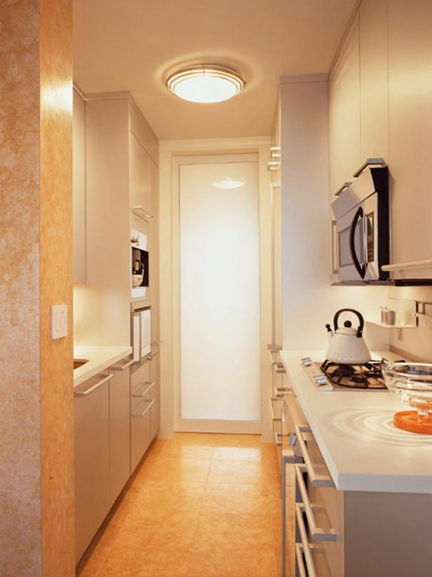 кухня 4 на 4