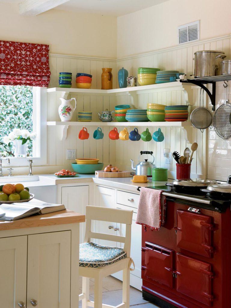 кухня 4 метра квадратных