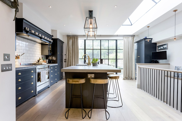 кухни модерн фото