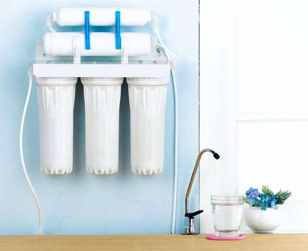 фильтры для воды под мойку какой лучше