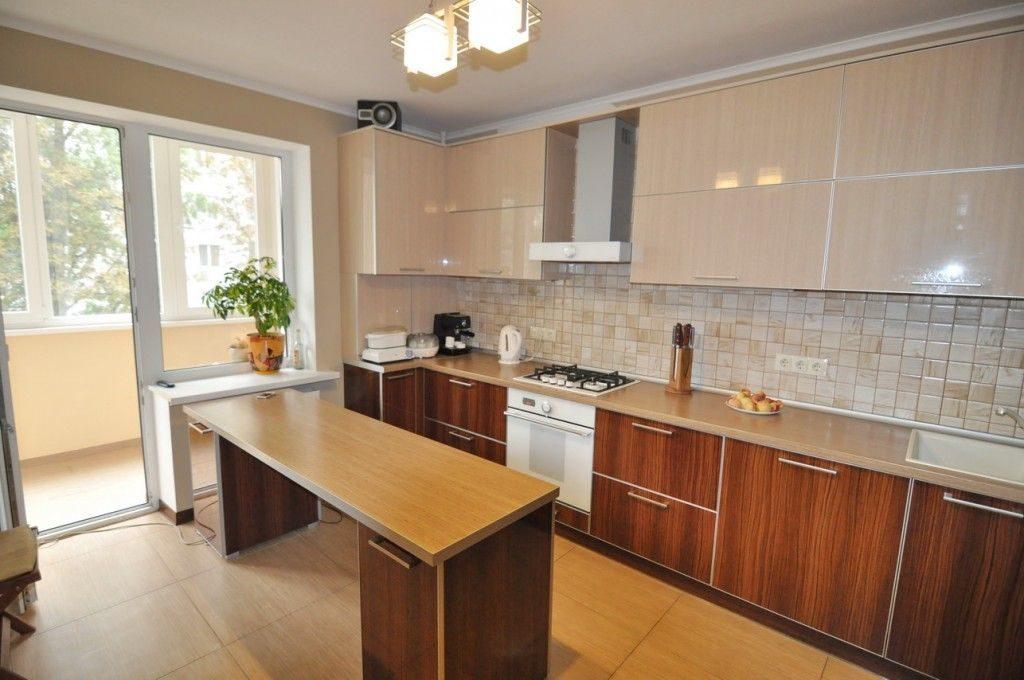 кухни глянец