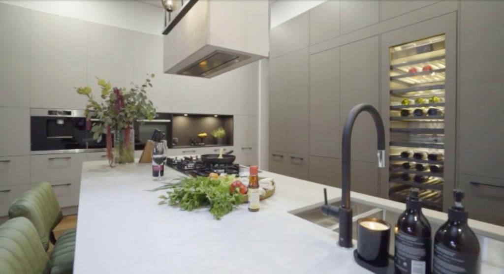 матовая или глянцевая кухня